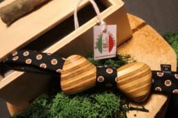 Kids papillon in legno per bambini
