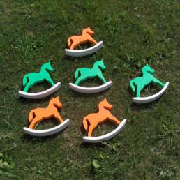 cavallino medio senza addobbo