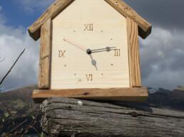 orologio casetta