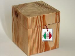 scatola in legno natura1